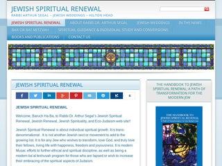 Jewish Spiritual Renewal