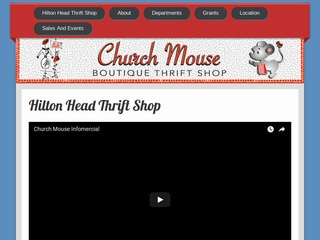 Church Mouse Thrift