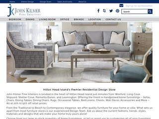 John Kilmer Fine Interiors