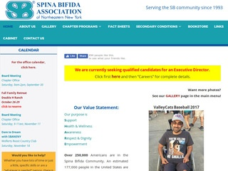 Spina Bifida Association of NE NY