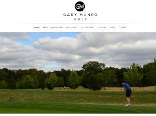 Gary Munro Golf